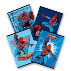Caiet A5 24 file Tip I Spiderman