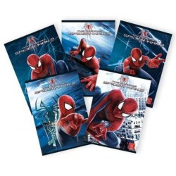 Caiet A5 24 file Tip II Spiderman