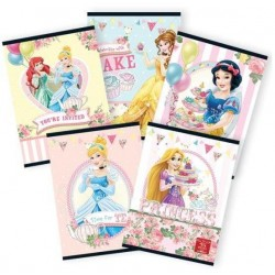 Caiet A5 24 file Tip II Princess