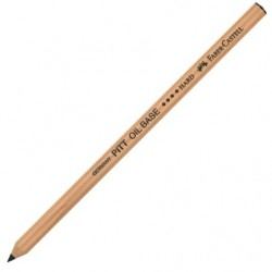 Creion Pastel Pitt Sepia Faber-Castell