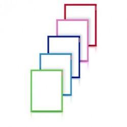 Whiteboard Magnetic 40x60cm Rama Lemn Color Memoboards