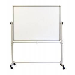 Whiteboard Mobil Magnetic 90x120cm Basic Memoboards