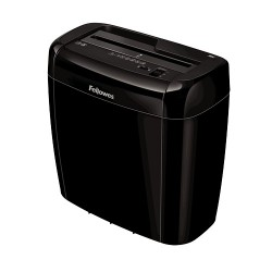Distrugator documente 6 coli Cross-Cut Fellowes P36C